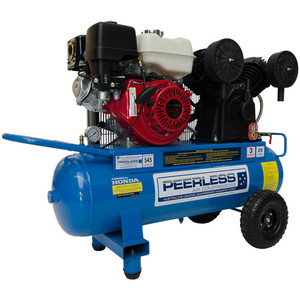 Peerless PV25 Petrol Compressor 545 LPM - 00561