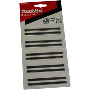 Makita Mini 82mm TCT Planer Blades 10 Pack - D-35302