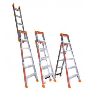 Bailey Aluminium SLS Ladder 150kg (2.4M) - Step / Leaning / Straight - FS13864