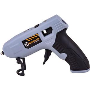 Renegade Industrial Cordless 4v Hot Glue Gun 2.2Ah Li USB - RICHG4V
