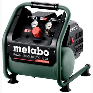 Metabo 18V Brushless Air Compressor - P160-518LTXBLOFSK