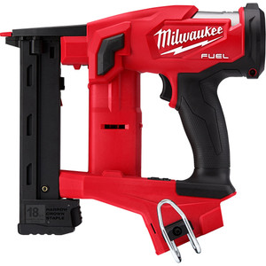 Milwaukee M18 FUEL™ 18GA Narrow Crown Stapler 'Tool Only' - M18FNCS18GS-0