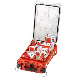 Milwaukee PACKOUT™ First Aid Kit 128 Piece - PKOFA-128