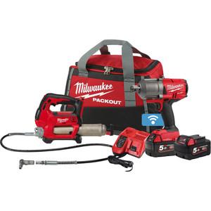 Milwaukee M18 FUEL™ 2 Piece Power Pack 2F2 - M18FPP2F2-502P