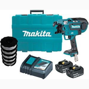 Makita 18V Brushless Rebar Tying Tool Kit - DTR180RFX1