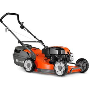 Husqvarna LC 19AP Push Lawn Mower 48cm Alloy Deck - LC19AP