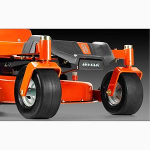 """Husqvarna Z146 Zero Turn Mower with Kawasaki FR Series 18.0HP V-Twin Engine 46"""" Pressed - Z146"""
