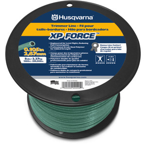 Husqvarna Trimmer Line - XP Force™  3.3mm x 1 lb Donut (45m) - 5050316-09