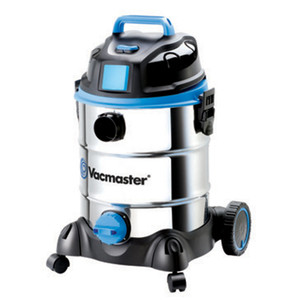 Vacmaster 1500W Vacuum Wet / Dry 30L with Stainless Tank - VMVQ1530SWDC