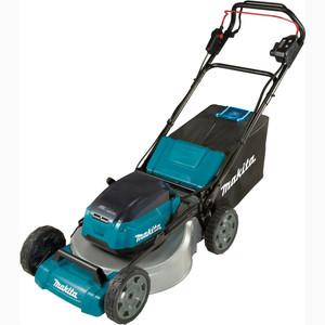"""Makita 18Vx2 Brushless Self-Propelled Lawn Mower 534MM (21"""") Heavy Duty Steel Deck - DLM532ZX"""