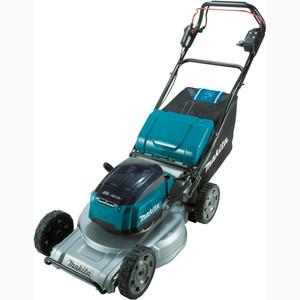 "Makita 18Vx2 Brushless Self-Propelled Lawn Mower 534MM (21"") Aluminium Deck - DLM533ZX"