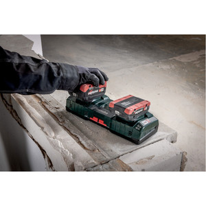 Metabo ASC 145 DUO 12-36V Air Cooled Quick Charger - ASC145DUO