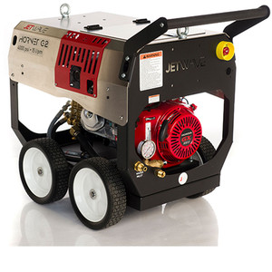 Jetwave Hornet G2™ Heavy Duty Professional Cold Water Pressure Washer - CW4000-15PG2