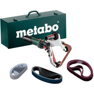 Metabo RBE 15-180 SET Tube Belt Sander 180mm 1550W - RBE15-180SET