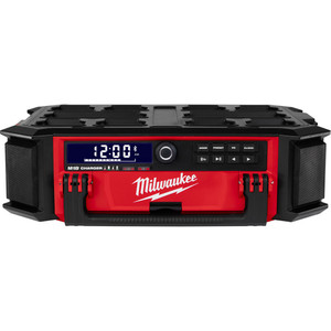 Milwaukee M18™ PACKOUT™ Radio + Charger - M18PORC-0