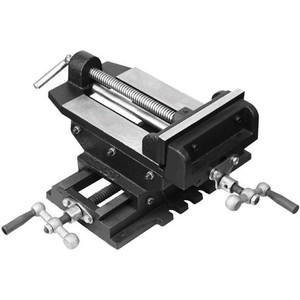 ITM 150mm Cross Slide Vice - TM130-150