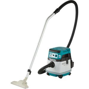 Makita 18V x 2 Brushless AWS Dust Extraction Vacuum - DVC157LZX2