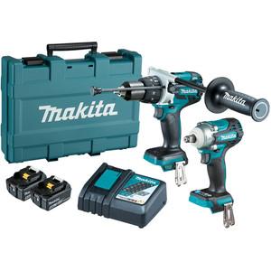 Makita 18V Brushless 2 Piece Combo Kit - DLX2370T
