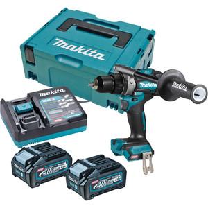 Makita 40V Max Brushless Driver Drill Kit - DF001GM203