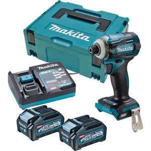 Makita 40V Max Brushless Impact Driver Kit - TD001GM204