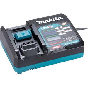 Makita 40V Max Single Port Rapid Charger - DC40RA