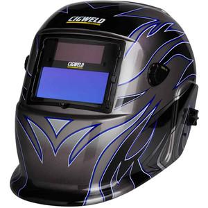 Cigweld WeldSkill Auto-Darkening Helmet – Tribal - 454322