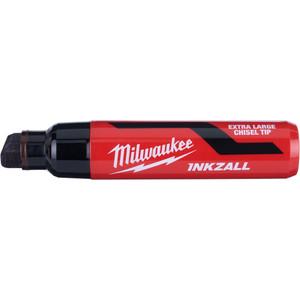 Milwaukee INKZALL™ Black Extra Large Chisel Tip Marker - 48223265