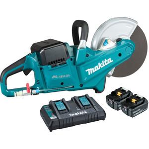 """Makita 18Vx2 Brushless 230mm (9"""") Powercut Kit - DCE090PT2"""