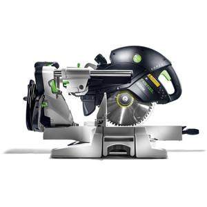 Festool KS 120 R KAPEX 260 mm Slide Compound Mitre Saw UG Set - 575850