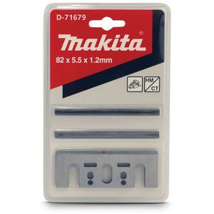 Makita 82mm Mini TCT Planer Blade Conversion Kit - D-71679