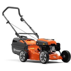 Husqvarna LC 118 139cc Push Lawn Mower 46cm Steel Deck - LC118