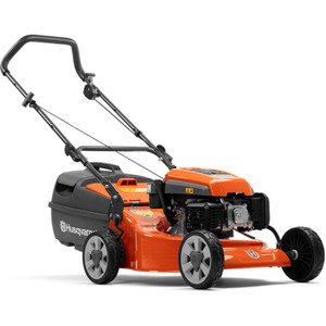Husqvarna LC 219P 166cc Push Lawn Mower 48cm Steel Deck - LC219P