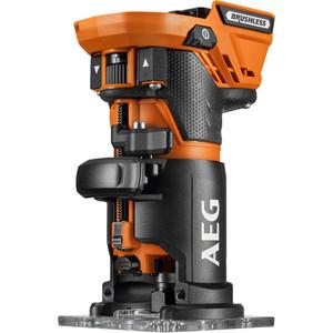 AEG 18V Brushless Trim Router - BOF18B2-0