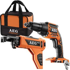 AEG 18V Brushless Collated Screwdriver - BTS18BL-0