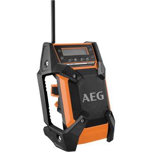 AEG 18V/12V AM/FM Compact Radio - BR1218B-0