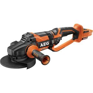 AEG 18V 180mm Brushless Angle Grinder - BEWS18BLX180-0