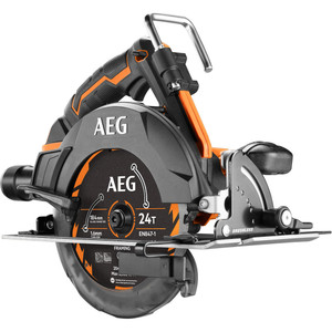 AEG 18V 184mm Brushless Deep Cut Circular Saw - BKS18BR-0