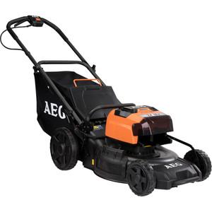 """AEG 2x18V (36V) 18"""" FUSION Lawn Mower - ALM18B"""