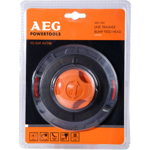 AEG 58V Line Trimmer Bump Feed Head - AAC1001