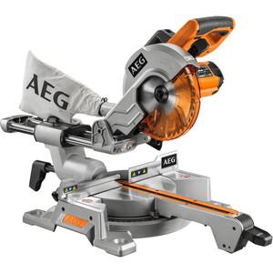 AEG 1400W 216mm Slide Mitre Saw - PS216SB2