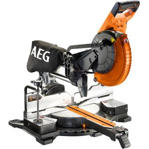 AEG 1800W 254mm Dual Bevel Slide Mitre Saw - PS254DB