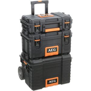 AEG QuickStack Storage 3 Piece Kit - AEG-PROSS