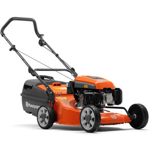 Husqvarna LC 419A 166cc Push Lawn Mower 48cm Alloy Deck - LC419A