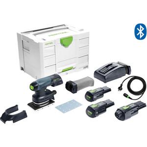 Festool RTSC 400 Cordless Sander Bluetooth 3.1Ah - 575730