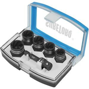 SureTorq Extractor Set Impact 3/8 Dr 8-14mm 6pcs - 04400604