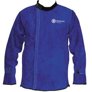 Weldclass Leather Jacket - Promax BL7 2XL - WC-01784