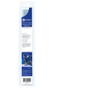 Weldclass Electrodes - Cast Iron PLATINUM NiFe 3.2mm Blister Handy-Pack (9 rods) - P2-NCI32