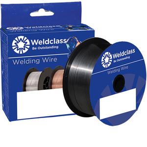 Weldclass Wire - MIG Steel Mini-Spools ER70S-6 100mm/0.9kg Spool 0.8mm - P2-084MW
