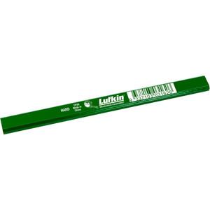 Lufkin Carpenter Pencil Hard, Green - CP2H