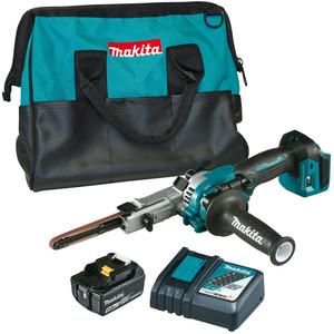 Makita Brushless 9mm Power File Kit - DBS180RTX1
